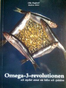 Möjligen nämner Dr Haglund inte den viktiga forskning som Dr Alexandra Richardsson och Dr Jaquline Stordy lanserat men han skriver en hel del om omega-3 och dess betydelse och varför vi har brist på denna essentiella fettsyra i dag - brister som ger brister i individens förmågor