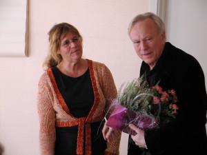 Dr Gunnar Brönstad var och föreläste i Tanumshede 2007 - många inom sjukvården var inbjudna, liksom föräldraföreningen Attention! och RBU - det kom bara ett par från sjukvården, några från Attention och RBU ... så intressant var det med kosten på den tiden